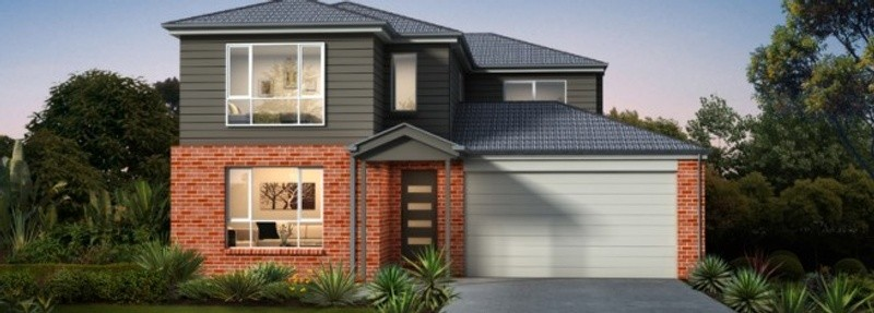 Double storey Newport 245 House by Fairhaven Homes