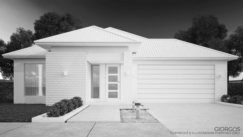 Single storey Hemera House by GIORGOS™