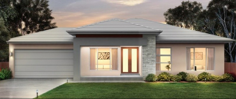 Single storey Montagu 36 - Plato House by Singh Homes