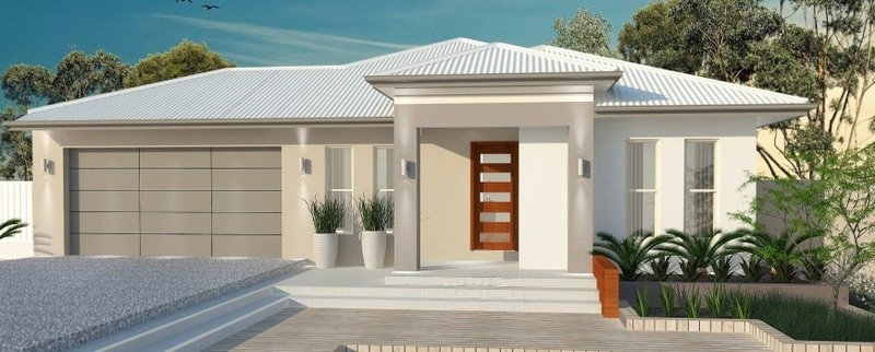 Single storey Kingfisher 175 House by Jazz Homes