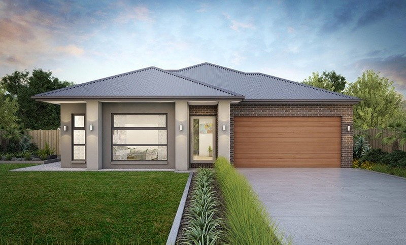 Main photo of Stanford Mk2 home design by SJD Homes