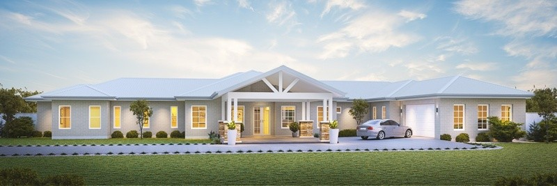 home design by Avondale Homes