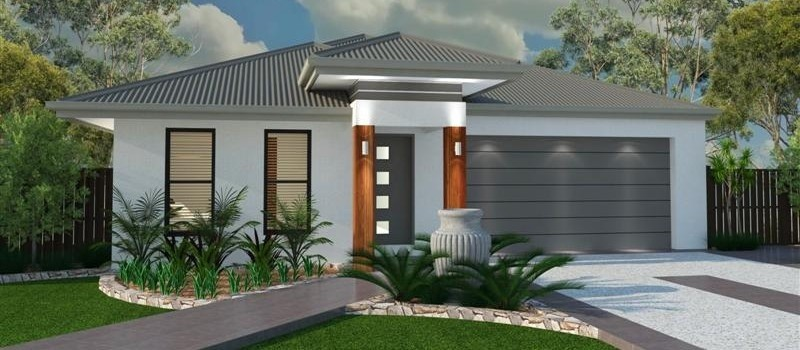 Single storey Westpoint 188 House by Jazz Homes