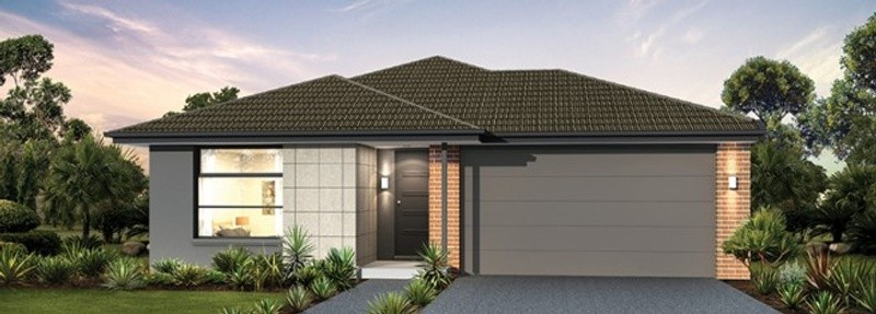 Single storey Kiama 226 House by Fairhaven Homes