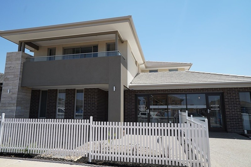 Double storey Balmoral 396 House by Mimosa Homes