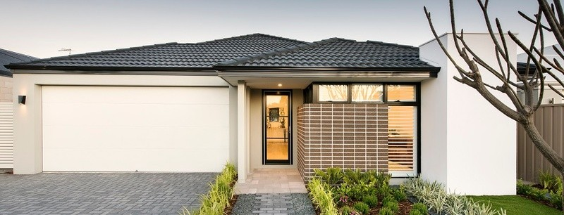 Single storey The Ashmore House by Commodore Homes