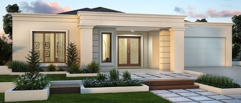 Single storey Seville 26 House by Varaich Homes