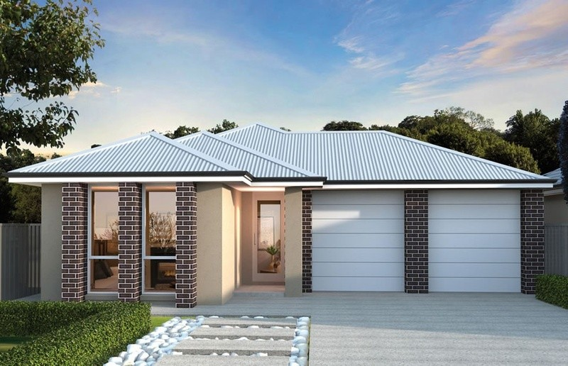 Single storey Villa 225 House by Affordable Family Homes VIC
