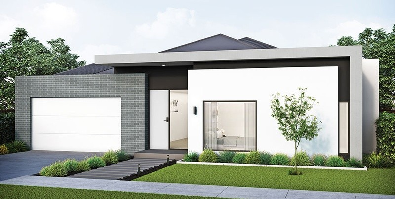 Single storey Ayla House design