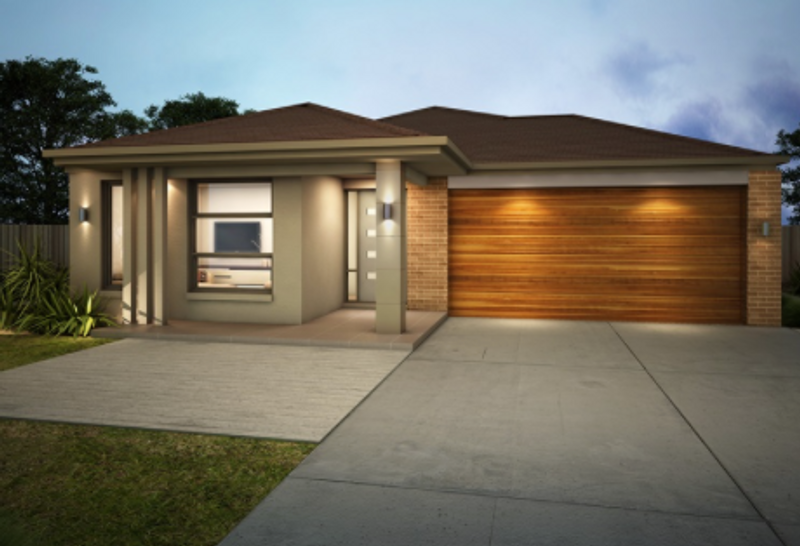 Single storey The Randwick House by Aspire Designer Homes