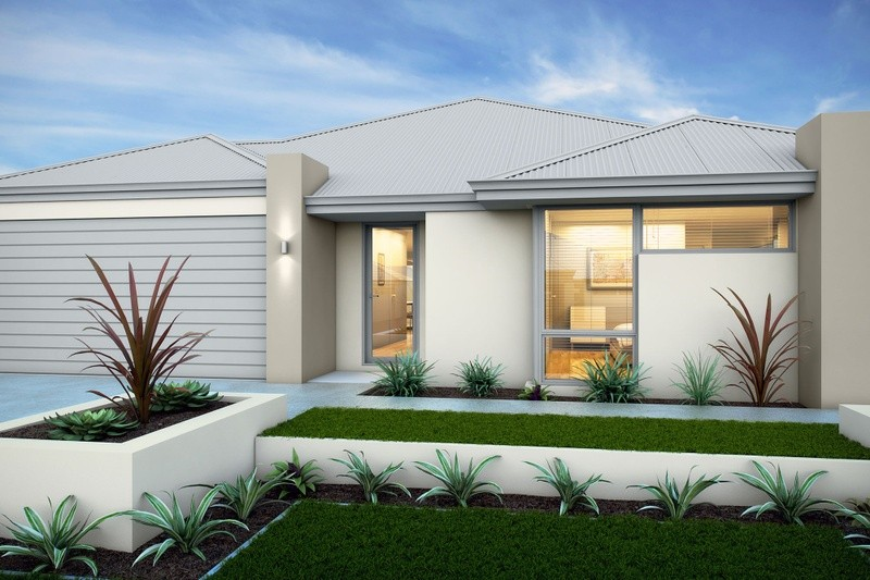 Single storey The Hawkesbury House by Smooth Start
