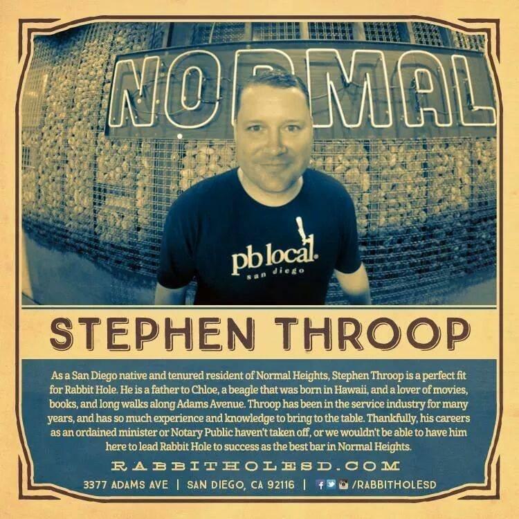Stephen Throop