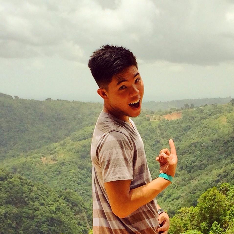 Brandon James Yue