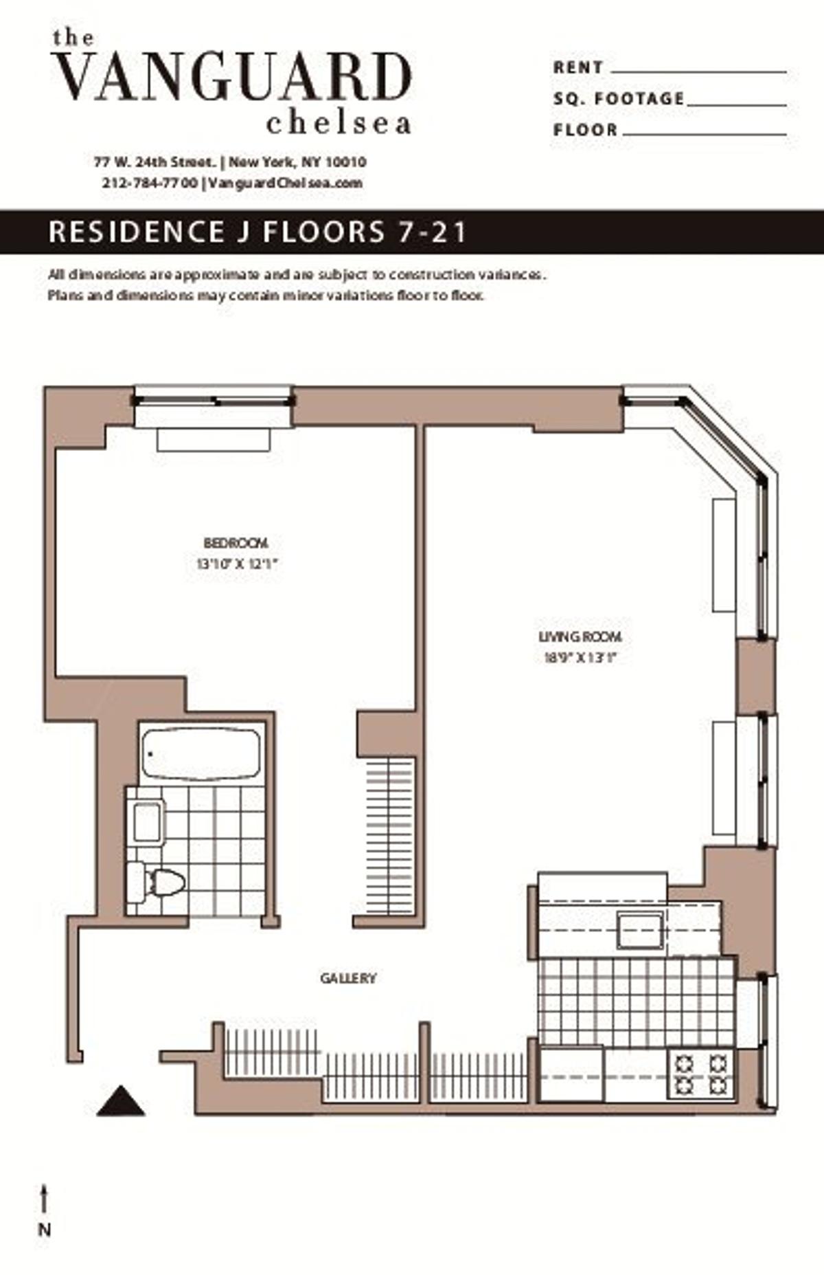 West 24th Street Rental Highline Residential Valet Intercom Wiring Diagram Image For